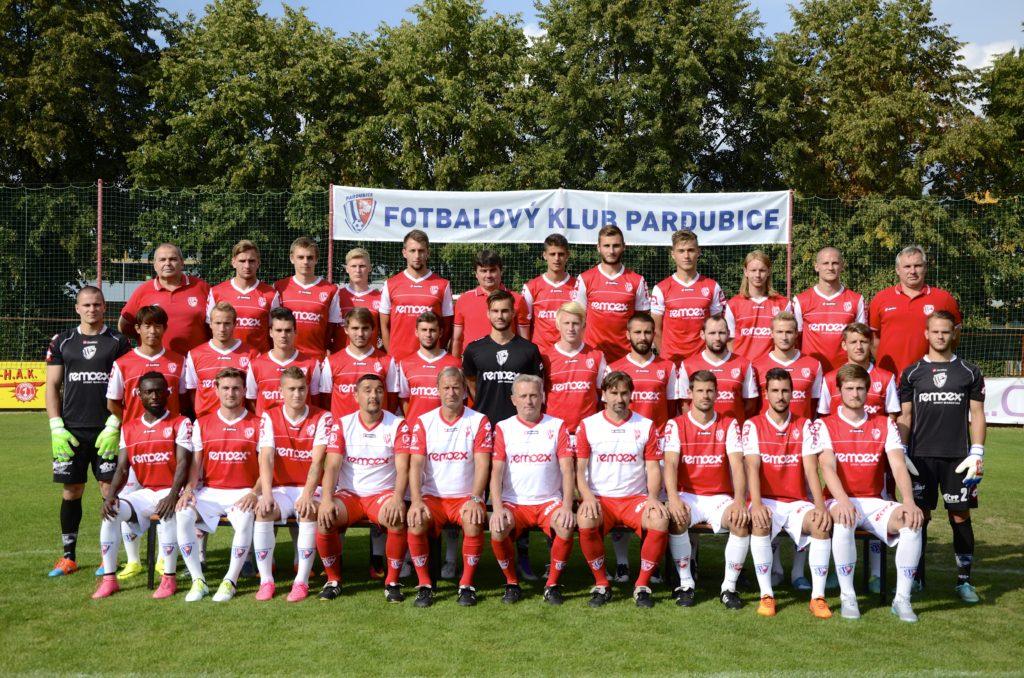 FK Pardubice 2016/17