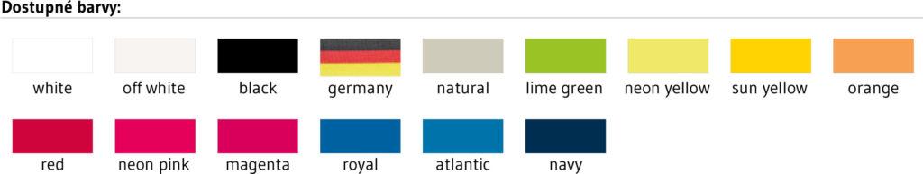 barevnice pásky ke kloboukům
